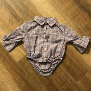 0-3 months Janie and Jack shirt